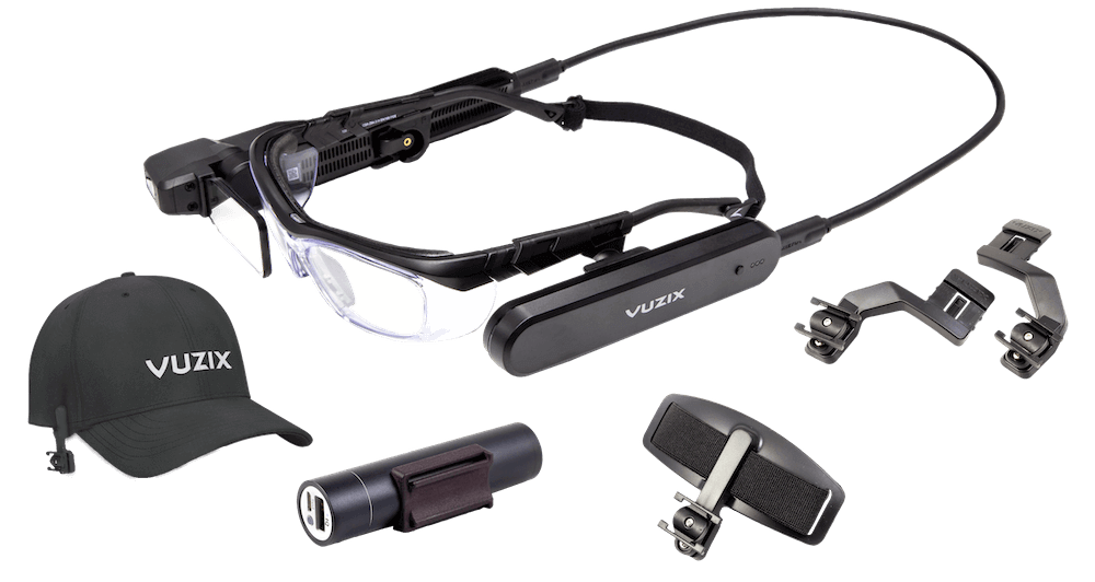 M4000 Smart Glasses - Starter Kit