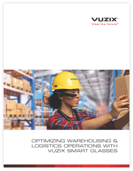 Vuzix Warehouse Logistics White Paper